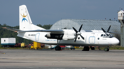 RA-46620 - Antonov An-24RT - Izhavia