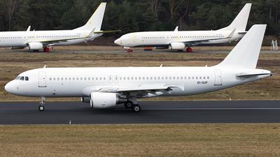 EI-GUF - Airbus A320-214 - Untitled