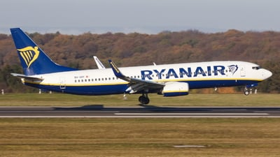 9H-QBY - Boeing 737-8AS - Ryanair (Malta Air)