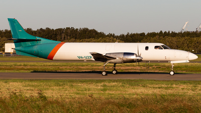 VH-UZP - Fairchild SA227-AC Metro III - Toll Aviation
