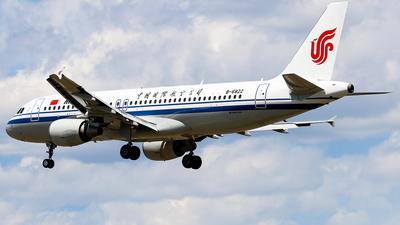 B-6822 - Airbus A320-214 - Air China