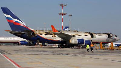 RA-96010 - Ilyushin IL-96-300 - Aeroflot
