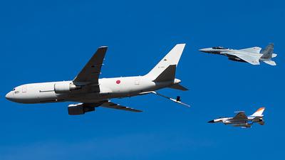 87-3601 - Boeing KC-767J - Japan - Air Self Defence Force (JASDF)