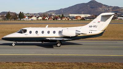 HA-YFJ - Beechcraft 400A Beechjet - Pannon Air Service