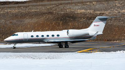 N101NY - Gulfstream G450 - Private