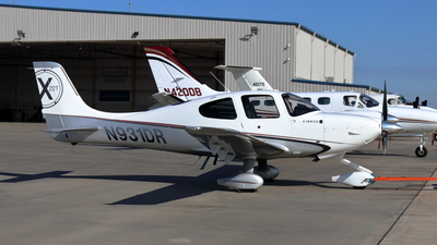 N931DR - Cirrus SR22T - Private
