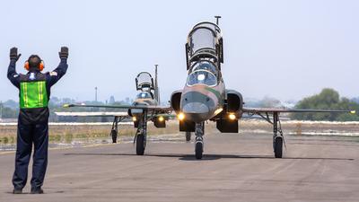 4501 - Northrop F-5F Tiger II - Mexico - Air Force