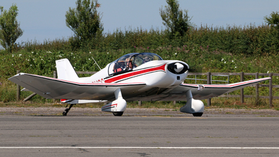 G-BVSS - Jodel D150 Mascaret - Private