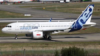 D-AVWA - Airbus A319-151N - Airbus Industrie