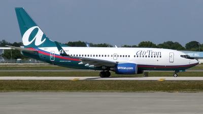 N337AT - Boeing 737-7BD - airTran Airways