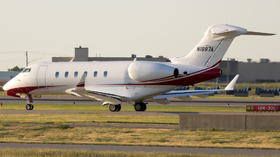 N1897A - Bombardier BD-100-1A10 Challenger 300 - Private