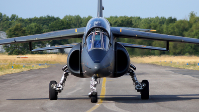 E31 - Dassault-Breguet-Dornier Alpha Jet E - France - Air Force