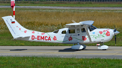 D-EMCA - Cessna T206H Turbo Stationair - Private