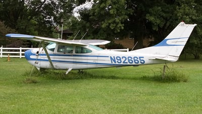 N92665 - Cessna 182N Skylane - Private