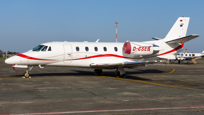 D-CSEB - Cessna 560XL Citation XLS Plus - Wuerth Aviation