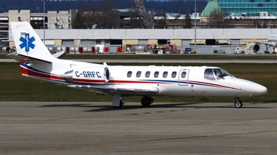 C-GRFC - Cessna 560 Citation Encore - Carson Air