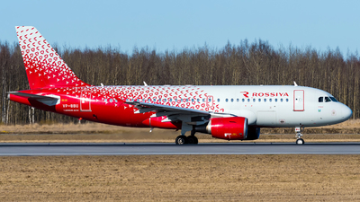 A picture of VPBBU - Airbus A319112 - Rossiya - © Alexander Lebedev