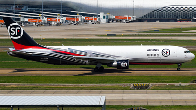 A picture of B208R - Boeing 76736D(ER)(BCF) - SF Airlines - © ZGGG-Highwing