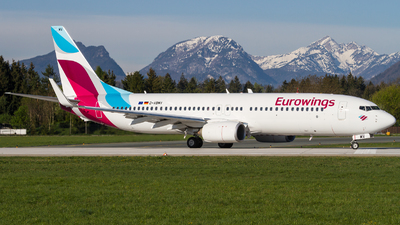 D-ABMV - Boeing 737-86J - Eurowings (TUI)