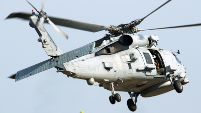 166569 - Sikorsky MH-60R Seahawk - United States - US Navy (USN)