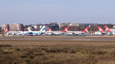 ELLX - Airport - Ramp