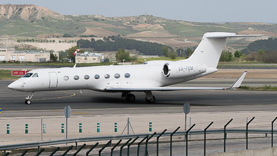 XA-FEM - Gulfstream G550 - Private