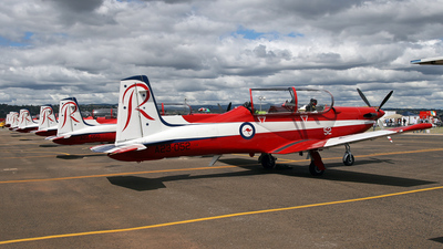 A23-053 - Pilatus PC-9A - Australia - Royal Australian Air Force (RAAF)