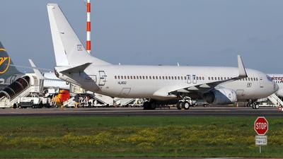 HL8021 - Boeing 737-8GJ - Untitled