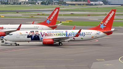 PH-CDF - Boeing 737-804 - Corendon Dutch Airlines