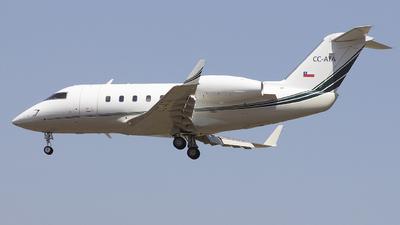 CC-ATA - Canadair CL-600-1A11 Challenger 600 - Private