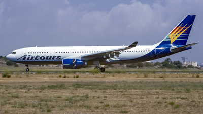 G-MDBD - Airbus A330-243 - Airtours International Airways
