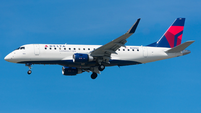 N247SY - Embraer 170-200LR - Delta Connection (SkyWest Airlines)