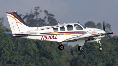 N520LL - Beechcraft 58 Baron - Private