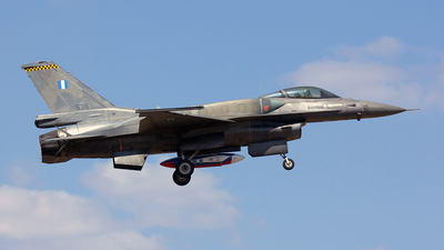 536 - Lockheed Martin F-16CJ Fighting Falcon - Greece - Air Force