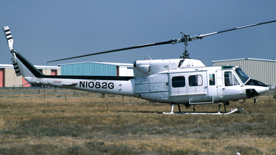 N1082G - Bell 212 - Private