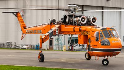 N172AC - Sikorsky S-64E Skycrane - Erickson Air-Crane