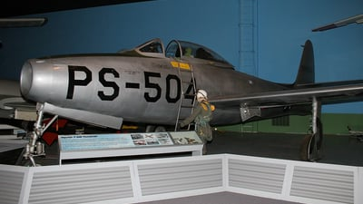 45-59504 - Republic F-84A Thunderjet - United States - US Air Force (USAF)