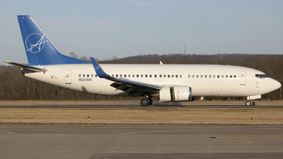 N623SW - Boeing 737-3H4 - iAero Airways