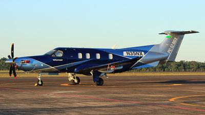 N35NX - Pilatus PC-12 NGX - Private