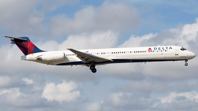 N981DL - McDonnell Douglas MD-88 - Delta Air Lines