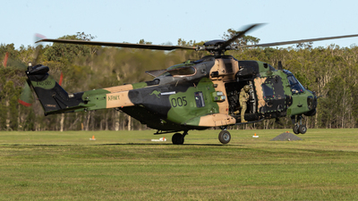A40-005 - NH Industries NH-90 - Australia - Army