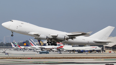 B-18722 - Boeing 747-409F(SCD) - China Airlines Cargo