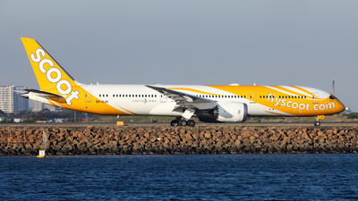 9V-OJH - Boeing 787-9 Dreamliner - Scoot
