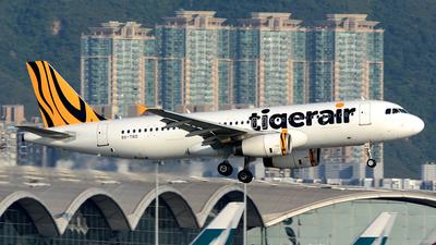 9V-TRD - Airbus A320-232 - Tigerair