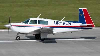 UR-ALS - Mooney M20J-201 - Private