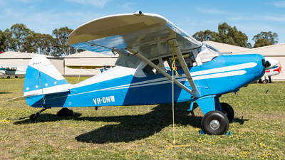 VH-DNW - Piper PA-22-150 Pacer - Private