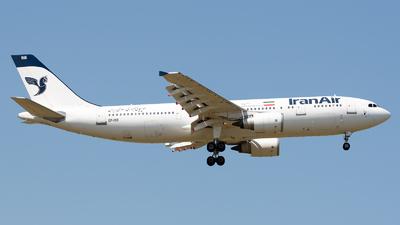 A picture of EPIBB - Airbus A300B4605R - Iran Air - © Thomas Ernst