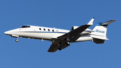 N936SM - Bombardier Learjet 60 - Private