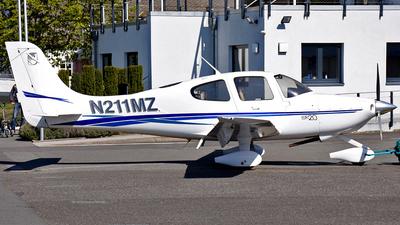 N211MZ - Cirrus SR20 - Private