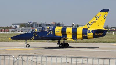 YL-KSP - Aero L-39C Albatros - Baltic Bees Jet Team